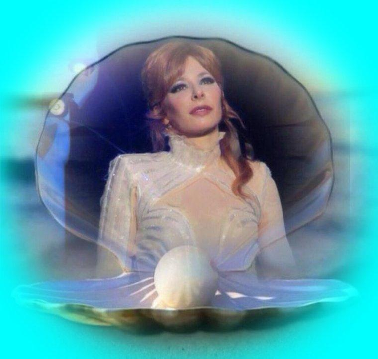 Mylène la jolie perle
