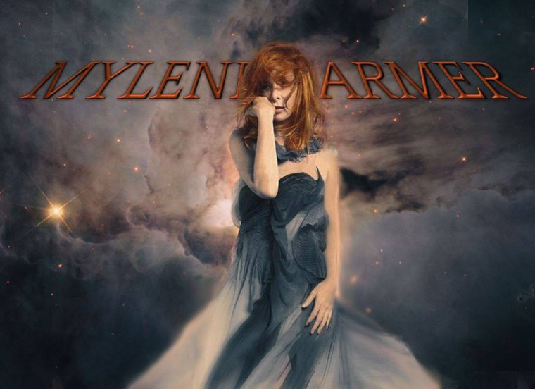 Mylene Farmer Interstellaires