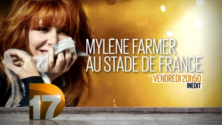 Mylène Farmer sur D17