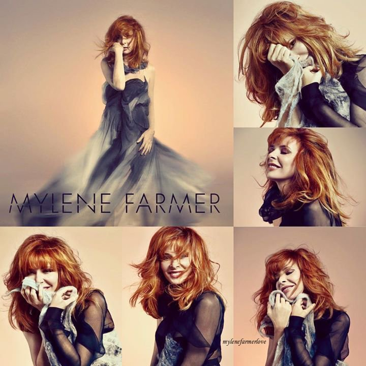Photos de Mylène Farmer