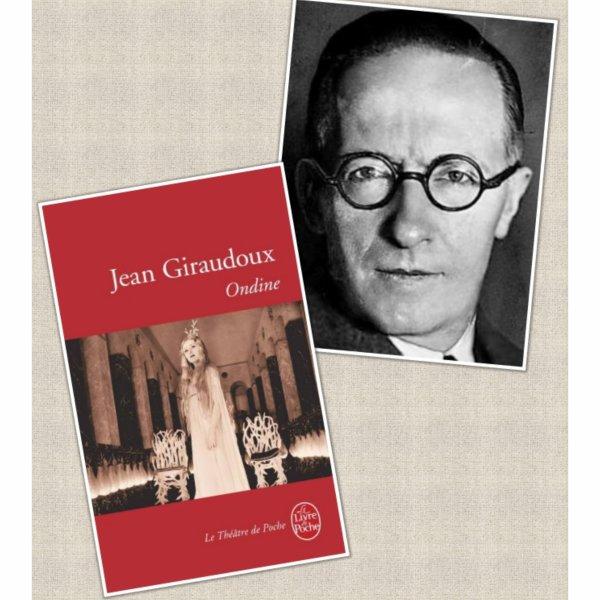 Ondine, Jean Giraudoux
