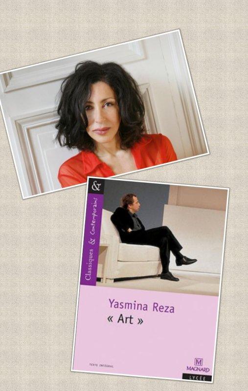 Art, Yasmina Reza
