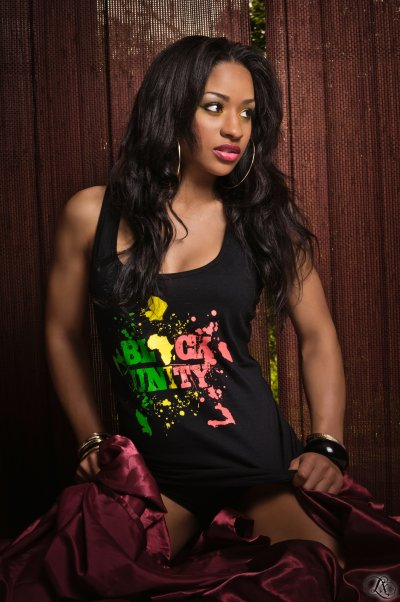 BLACK UNITY WEAR - NOUVELLE COLLECTION FEMININE