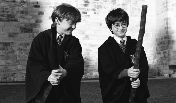 Petite nostalgie du premier Harry Potter