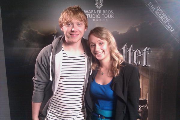 Qui était le plus triste quand Harry Potter c'est terminé? Tout le monde dit que c'était Dan et Rupert, mais Julie dit que Emma était encore pire. Ils ont tous affirmé que tout le monde l'était, mais le trio encore bien plus.