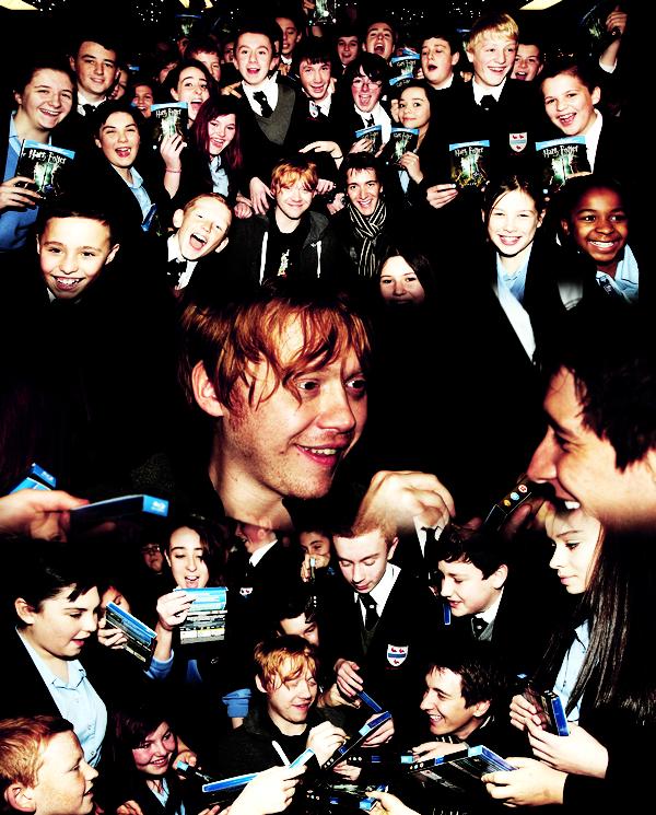 Rupert is back ~