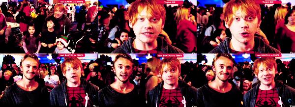 « -Immortel ? -Ça veut dire qu'on ne meurt jamais. -Merci j'avais compris.» -Ron et Hermione-