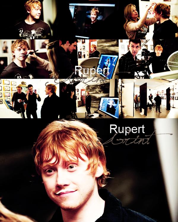 """* QUOTES :  """"Rupert, I would say, is the most natural performer. He has the most beautiful comedy timing I think I've seen in a child. + Rupert, je dirais, est l'artiste le plus naturel. Il a le timing comique le plus beau que je pense n'avoir jamais vue chez un enfant. *"""