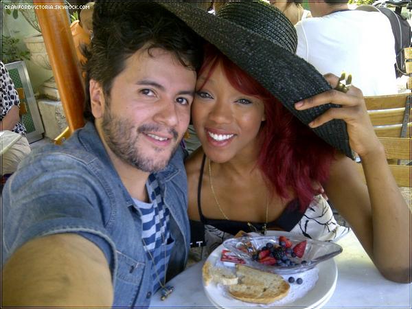 Alicia a posté une nouvelle photo sur twitter