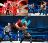 Smackdown 10/04/12 Alicia Fox, The Great Khali et Natalya vs The Bellas Twins et Drew Mcintyre