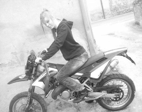 A la moto!