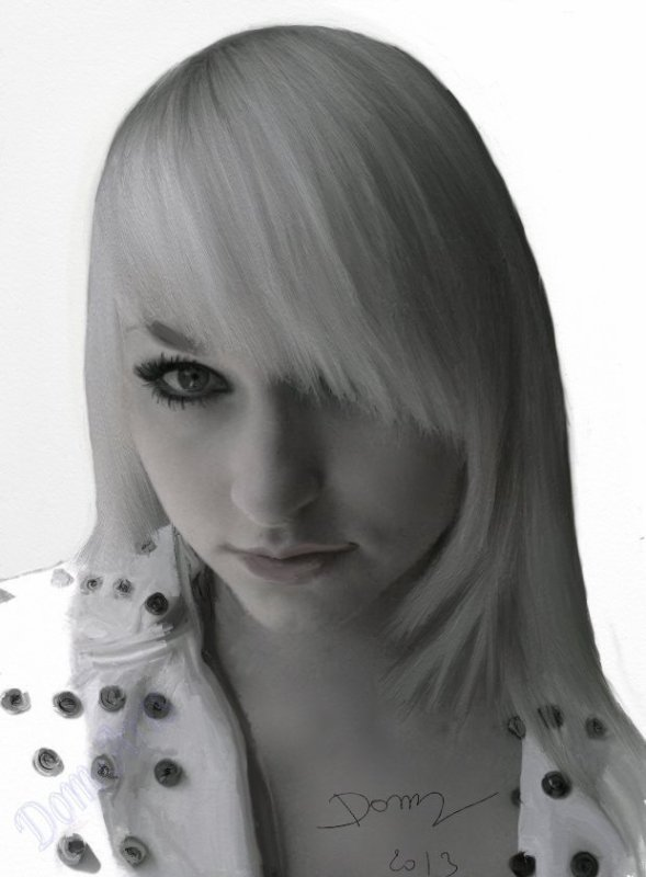 La Séduisante ,  Charmante et sensible Caroline !!!
