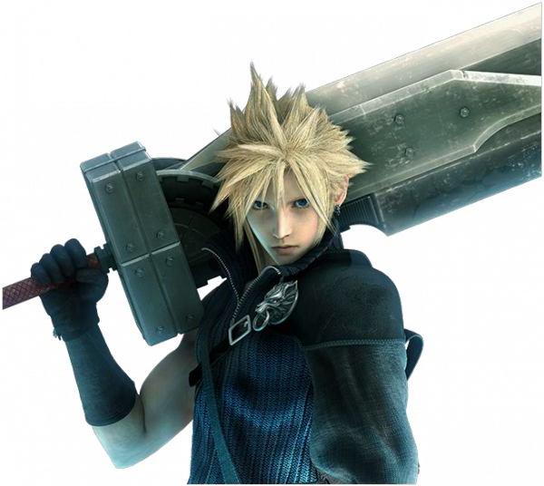 cloud de final fantasy