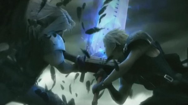 cloud vs sephiros