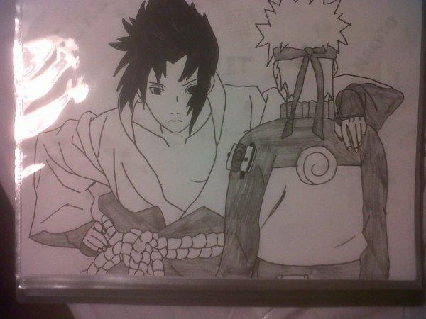 dessins manga 2