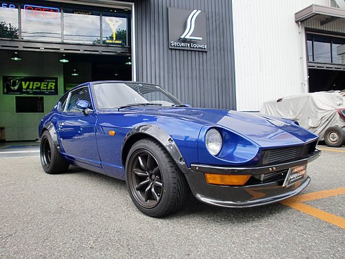 Ma future voiture z s30