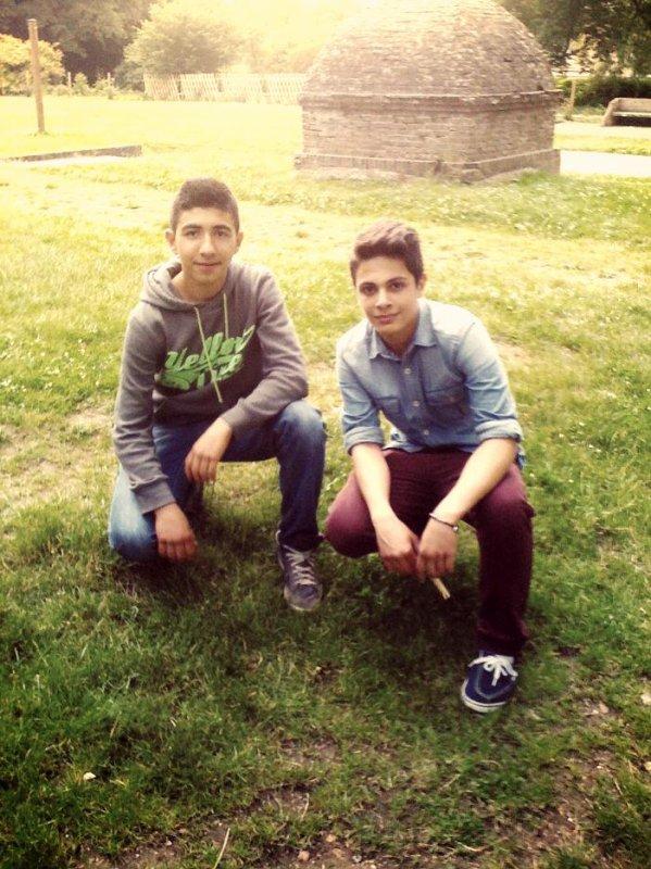Alper & Onur.