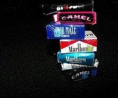 La cigarette !