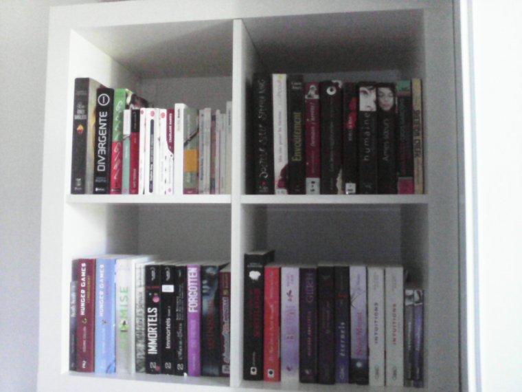 Ma bibliothèque !! :D
