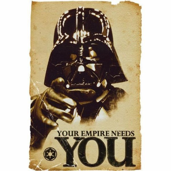 L'Empire de la destruction à besoin de vous ! Consommez !!!
