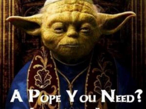 Un Pape vous voulez ?