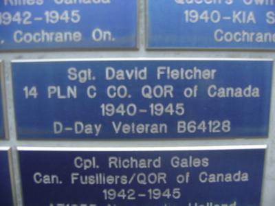 plaque nomminative