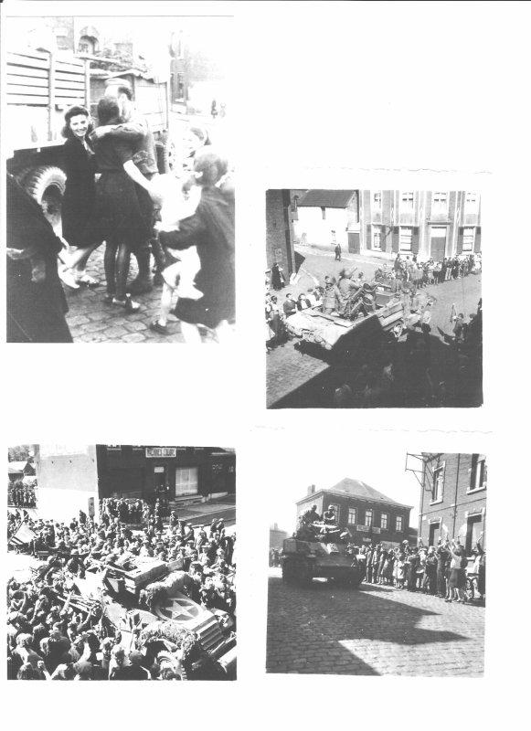 Libération de ma ville le 4 septembre 44