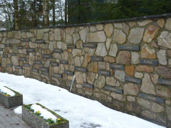 Nut'Day et alentour de Bastogne