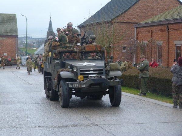 Nut's Day et alentour de Bastogne