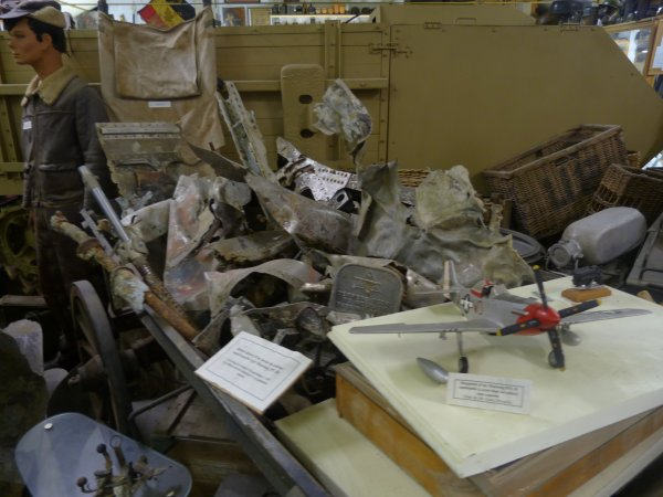 Musée du souvenir ecaussines