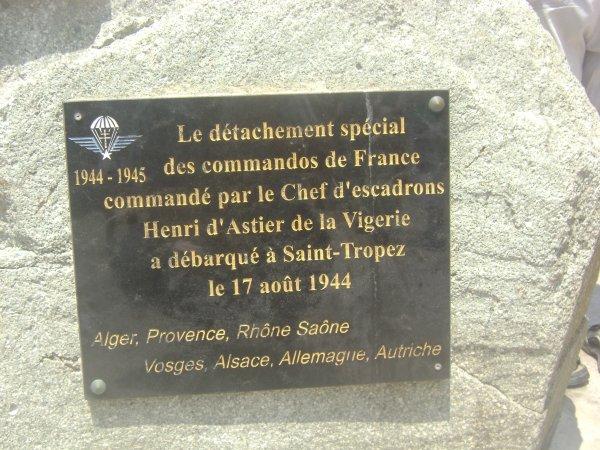Libération de St-Tropez