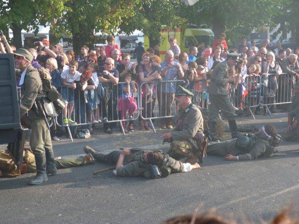 Libération de Goegnies -Chaussée