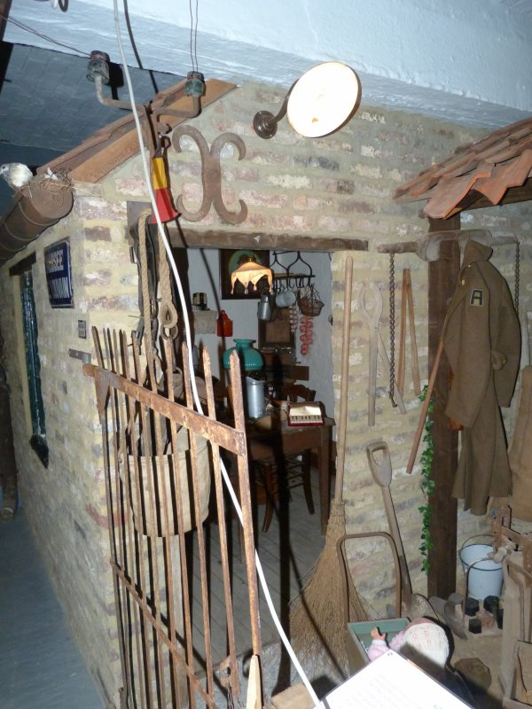 Visite au musée du souvenir a Malève