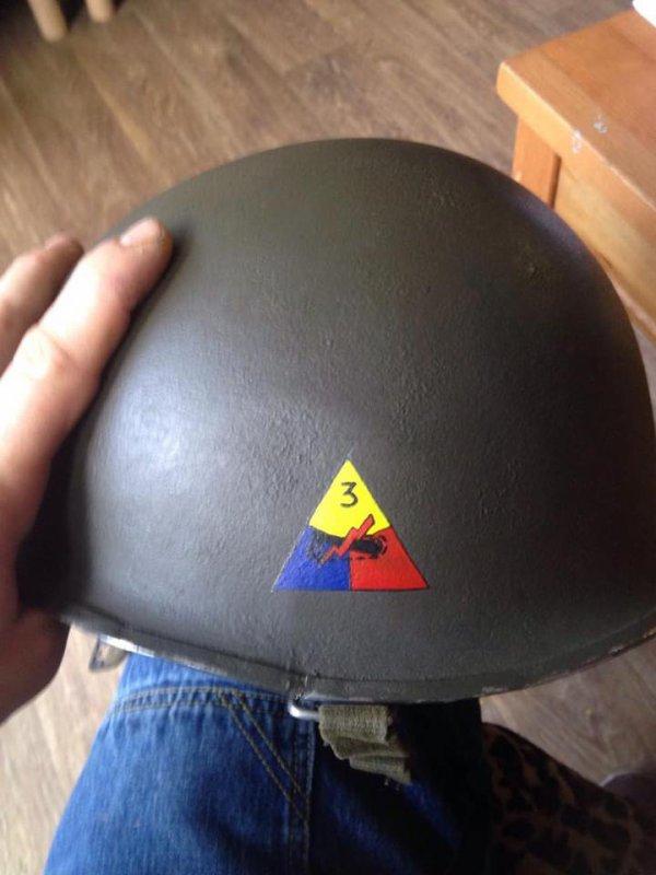 Ajout du triangle de la 3 ARMD DIV
