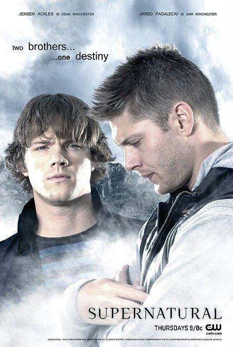 <> Supernatural SAISON 1 - 22 épisodes - 2005/2006 <>