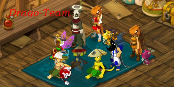 Présentation de la Drago-Team