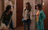 Ophelie fais croire a Adrianna qu'elle invite Alix a un pique nique  ( EPISODE 1706 - 25/04/2011 )