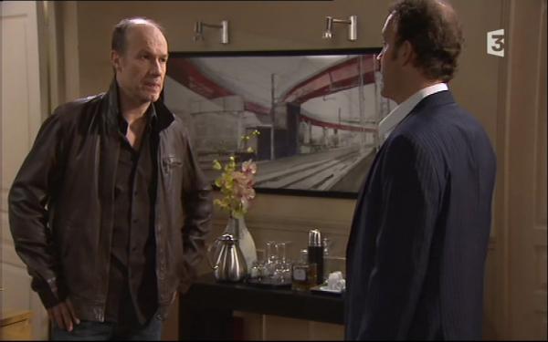 Vincent confirme a Leo qu'il netait pas avec Céline  ( EPISODE 1706 - 25/04/2011 )