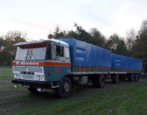 DAF 2600 Slenders, Bergeijk, Nederland