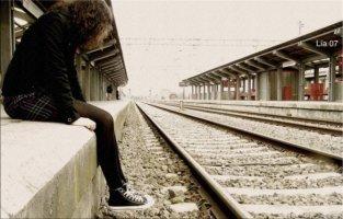 Je voulais ne pas risquer de souffrir à nouveau. Je n'avais pas le courage d'affronter les sentiments que j'avais pour toi...