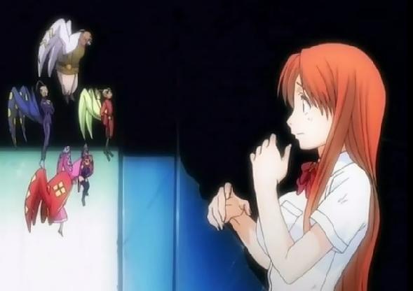 Un nouveau pouvoir se réveille,les six fleurs de shunshun rentrent en action !