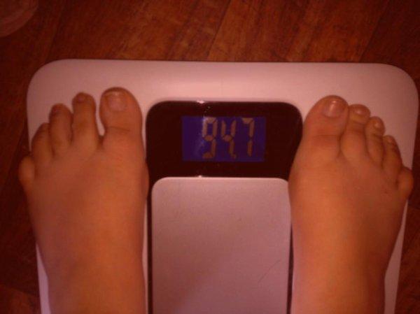 OBJECTIF : 95 kg                                                                      RETOUR SUR MES 4 MOIS AVEC BYBY