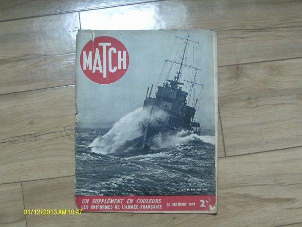 Magazine MATCH
