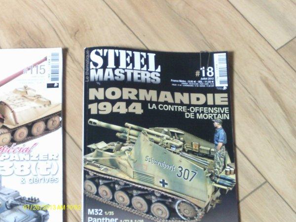 Magazines STEELMASTERS®