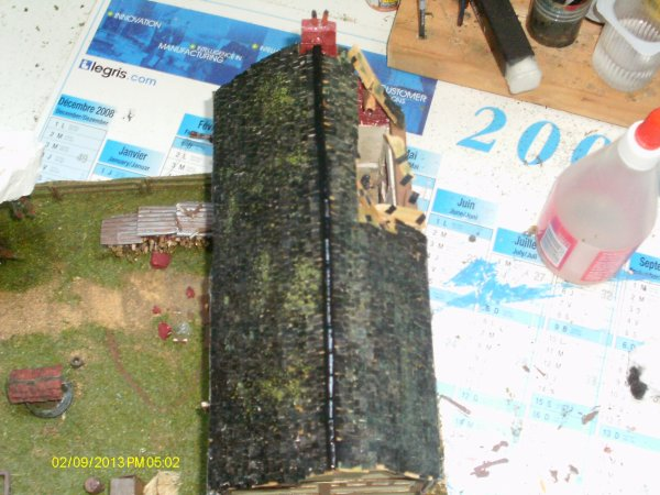 Diorama Normandie 1944 (suite)