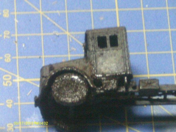 Opel blitz late version
