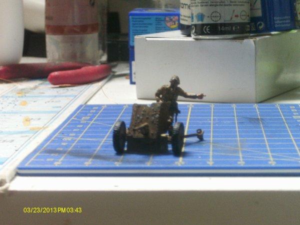 PAK 35/36 & Africa Korps