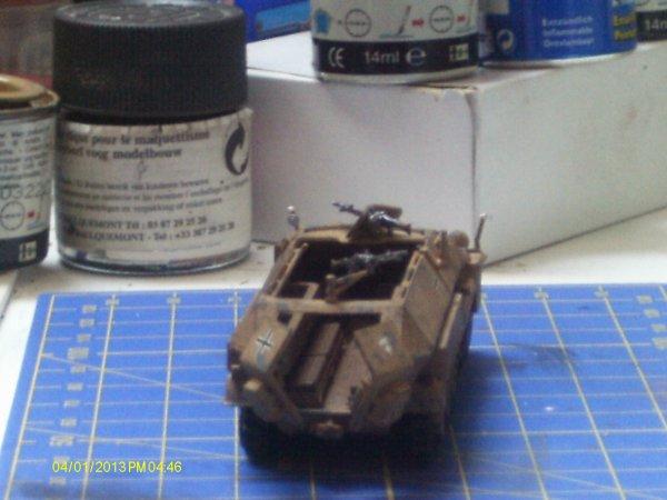 Sd.Kfz.251 Ausf.C