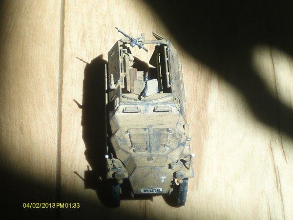 Sd.Kfz.251 Ausf C