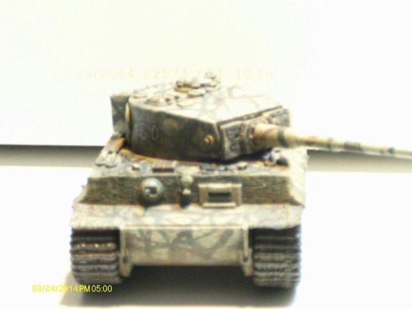 Tiger 1 (1/72)